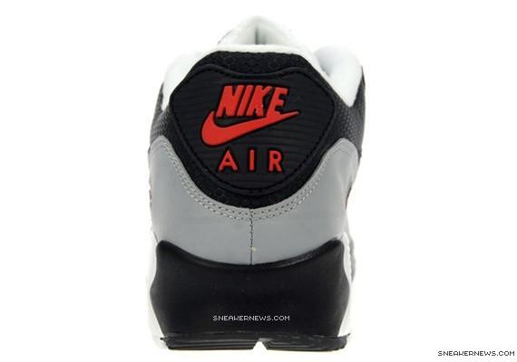 Nike Air Max 90 - Negro / Rojo - Jd Exclusivas Deportivas uS4izaKOUf