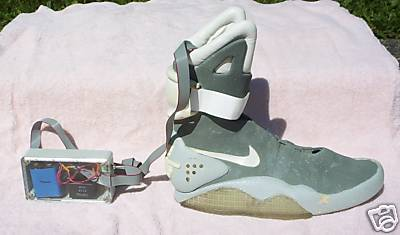 Nike Mag - Marty McFly's - Back to the Future II Prototye