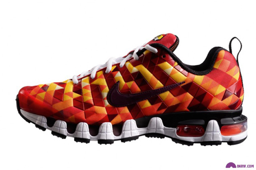 54ce9d6be4 Nike Air Max TN (Tuned) – 10th Anniversary Edition – Red/Orange/Yellow