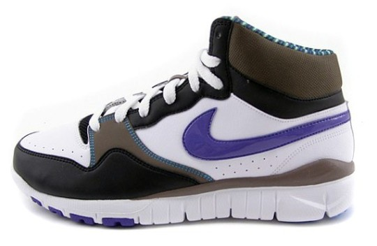 Nike Court Force Free Trail Mid