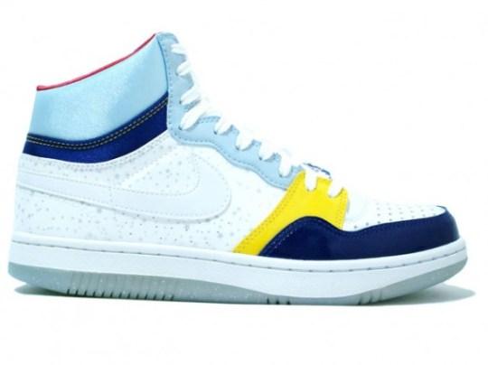 Nike Court Force High – Star Festival Pack