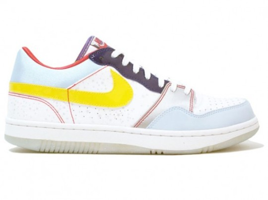 Nike Court Force Low Premium – Star Festival Pack
