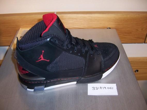 9ec4642f949 Jordan Ol' Skool II (2) - Black-Varsity Red-White - SneakerNews.com