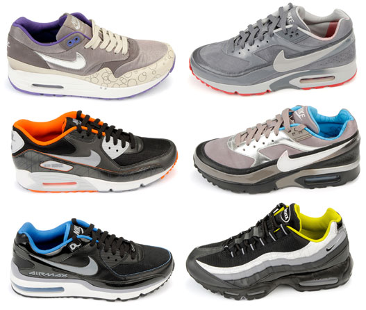 meilleures baskets 2dd14 2ac3d Nike Air Max - Beijing Collection - Air Max 87, Air Max 95 ...