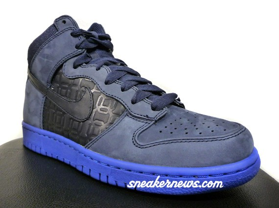 Nike Dunk High Premium 08 - Olympics Collection