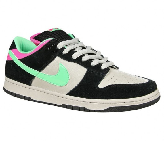 official photos a682c bf4fa ... order nike sb dunk low pro magnet light poison green 91199 f39a2