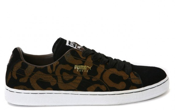 super popular 1e278 a85e9 Puma Suede Leopard Print Pack - SneakerNews.com