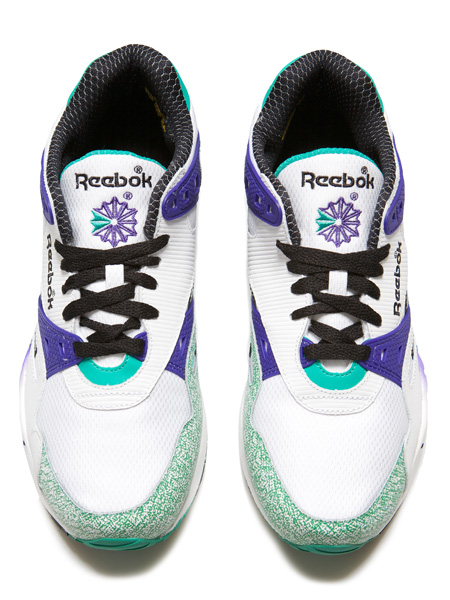 63b7728946e2 Reebok Hexalite - White - Purple - SneakerNews.com