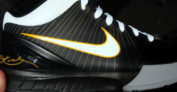 Nike Zoom Kobe IV - Kobe Bryant Signature Sneaker with Flywire
