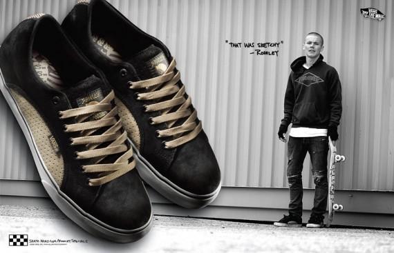 557cf77d2b Vans Rowley Special - SneakerNews.com
