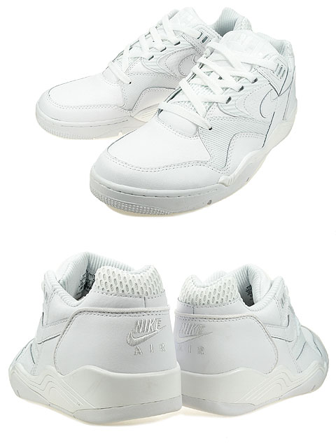 on sale cbcc3 683e2 Nike Air Ultra Force Low - White