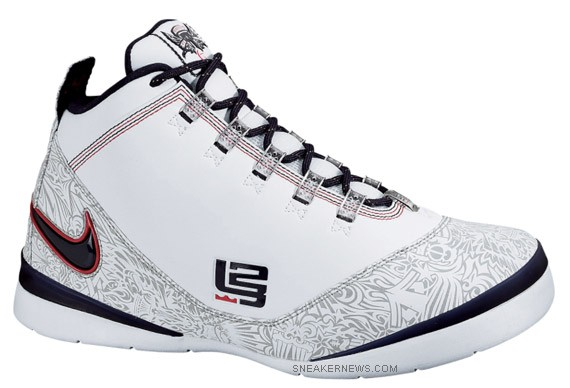 Nike Zoom LeBron Soldier II United We Rise