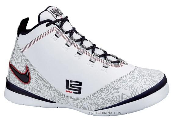 Nike Zoom LeBron Soldier II - United We