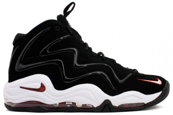 Nike Air Pippen 1 Retro Black Varsity Red Now Available