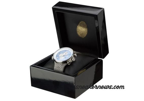 Jordan XX3 Alarm Chrono Watch Collection