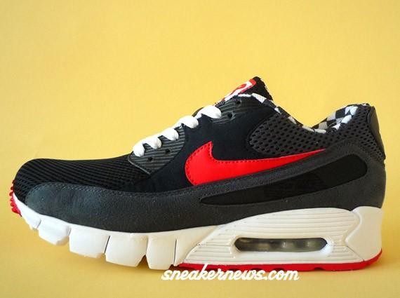 regarder 4b8db b601a Nike air max 90 Ben Drury - LTD KIX : Sneakers, Sneakers ...