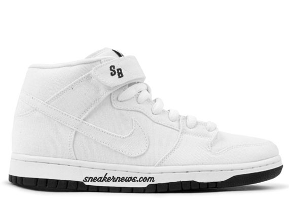 Nike Dunk Mid SB - Tokyo Dunk Low Inspired - SneakerNews.com 594cafda5