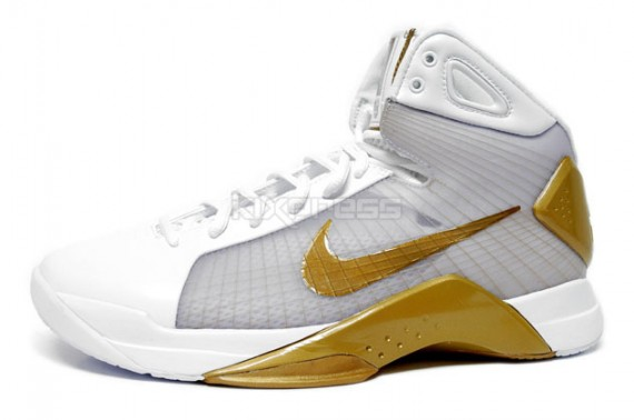 info for 0d50a bf068 Nike Hyperdunk - Olympic - White - Gold