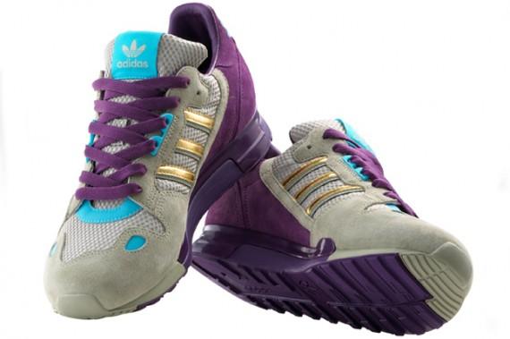 6fc2956db Adidas X KENDO - AZX Project -ZX 800 - Purple - Grey - SneakerNews.com