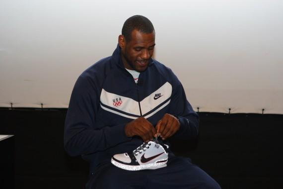 Nike Zoom LeBron VI - Beijing Unveiling