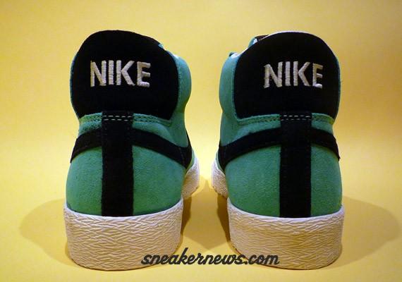 Nike Blazer SB - Azure - Black