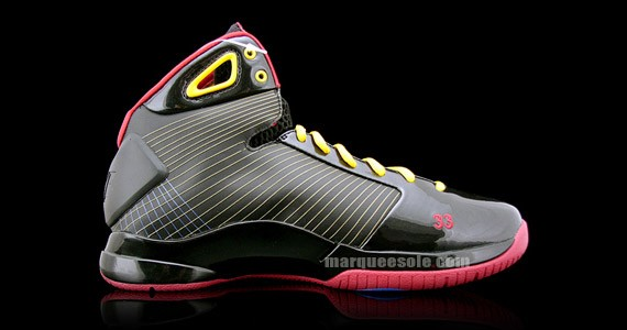 Nike Hyperdunk - McDonalds All American PE - Kobe Bryant