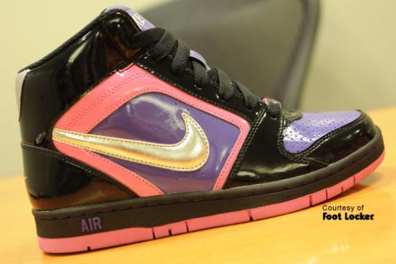 8e6bf28045f950 Nike Prestige High - Black - Pink - Purple - SneakerNews.com