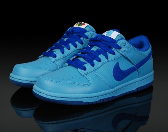 Nike Dunk Low Premium QS - WMNS - Olympic Pack