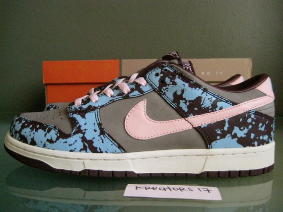 Nike Dunk Low Premium - Undefeated