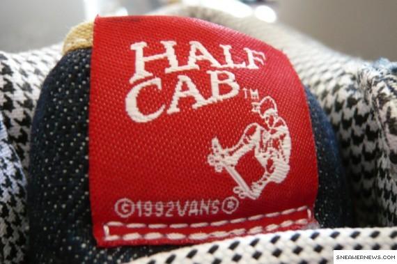 Vans x In4mation - Denim Half Cab