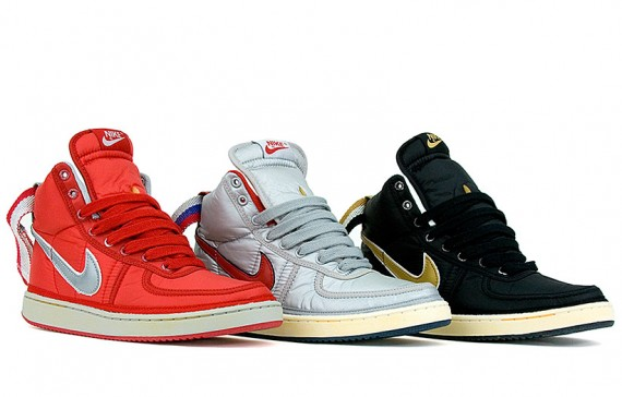 Nike Vintage Vandal High Supreme Pack - Now Available - SneakerNews.com 8aa0f5bbbdb9