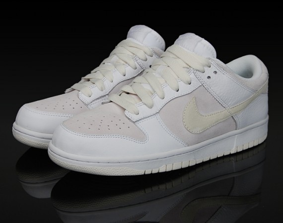 Nike Dunk Low Premium - Sled Dogs - White
