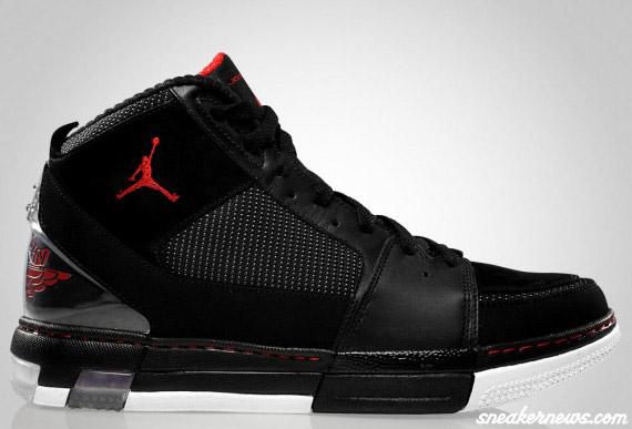e4bd1080b29 Air Jordan Ol' Skool II - Holiday 08 Collection. Advertisement. Black/Varsity  Red-White ...