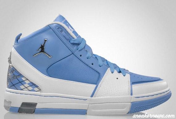 online store 219ce 189da Air Jordan Ol  Skool II - Holiday 08 Collection. Advertisement. White Metallic  Silver-University ...