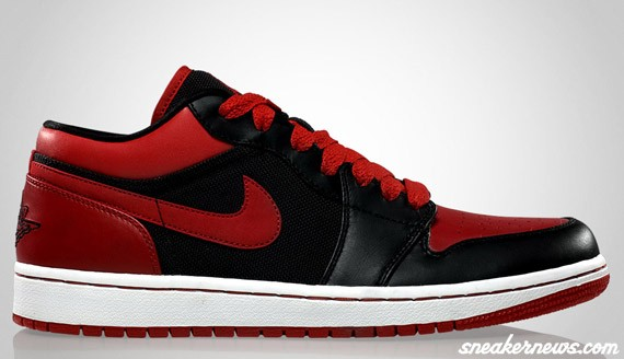Air Jordan 1 Low Phat - Holiday 2008 Collection