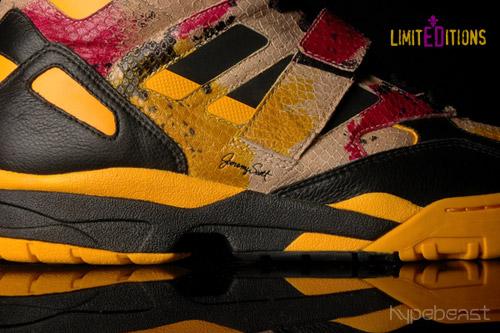 Adidas Originals Artillery Hi Collection by Jeremy Scott