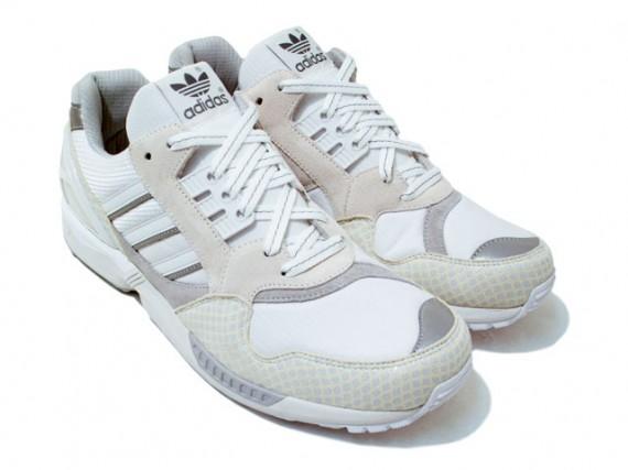 Adidas Zx9000 White Grey Sneakernews Com