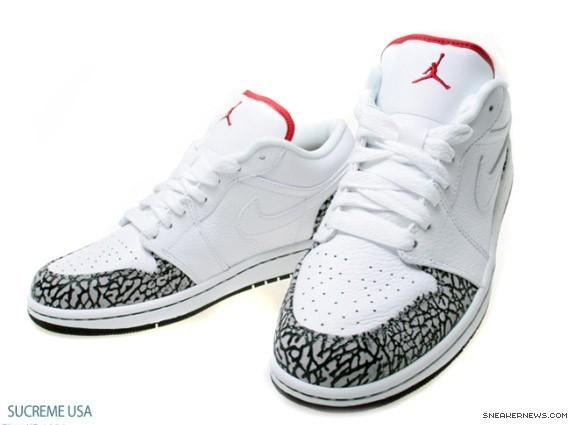 jordan retro 1 white cement