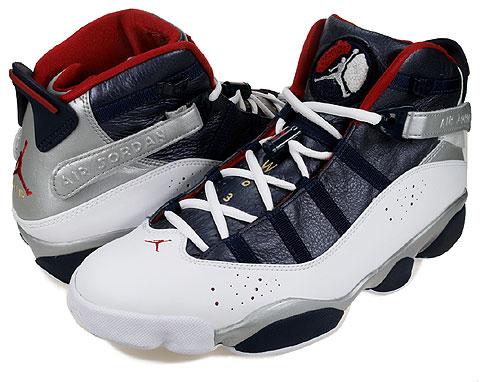 Air Jordan Six Rings - Olympic