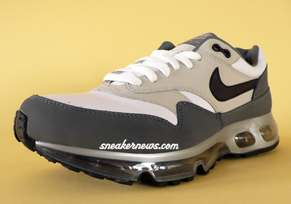 Nike Air Max 1 360 - White - Black - Flint Grey