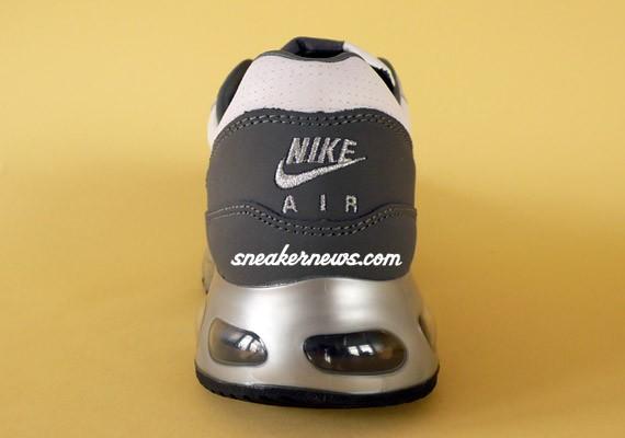 Nike Air Max 1 360 LE White Black Flint Grey