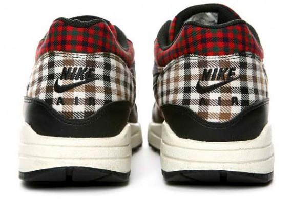 buy popular b0830 cbb55 Nike Air Max 1 - Tartan - Plaid