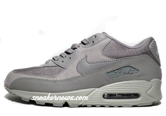 Nike Air Max 90 Premium All Grey