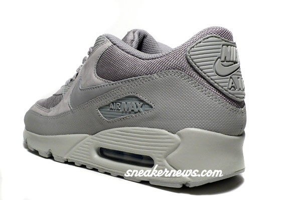 b01f382f40 Nike Air Max 90 Premium - All Grey -