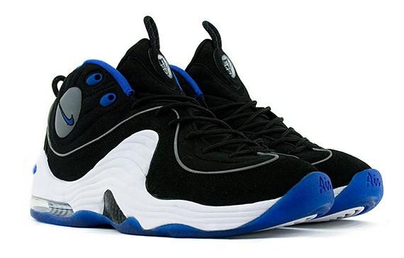 1f03274d41fd7d Nike Air Penny II - Black - Varsity Royal - White - SneakerNews.com