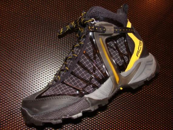 cheaper 4a3f5 fa7d1 Nike Air Zoom Tallac Lite - Black - Yellow