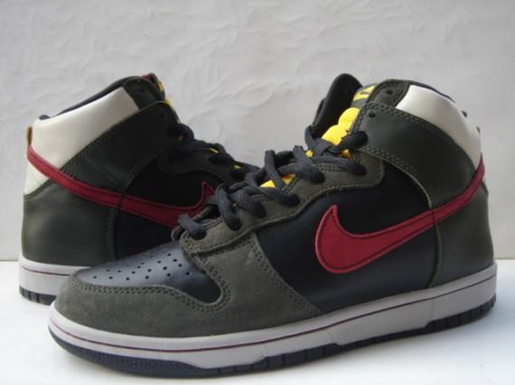 Nike SB Dunk High - Boba Fett
