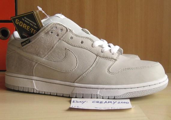 buy popular 6c9cd 82059 ... High Premium SB Nike Dunk Low SB WP - Gore Tex ...