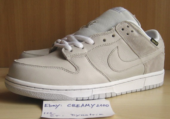 detailed look 00b47 9c7ab 30%OFF Nike SB Dunk Low Premium WP Gore-Tex Release Info