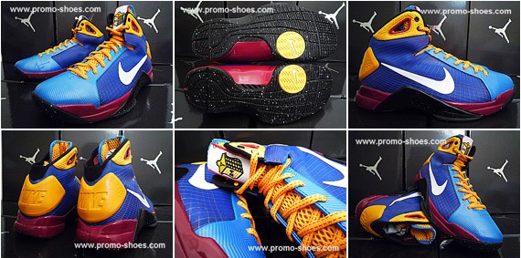 online retailer 2572a f38ee Nike Hyperdunk - Kobe Bryant - Ronaldinho